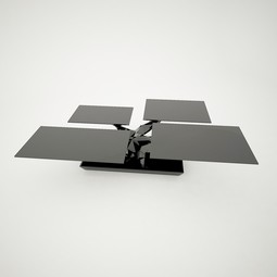 Bonsai coffee table by meikstudio