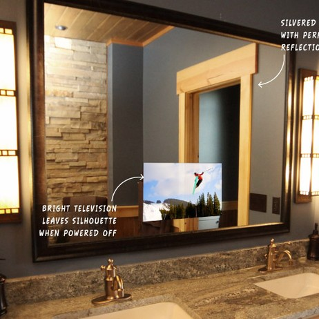 Mirror TV's by AHT Global