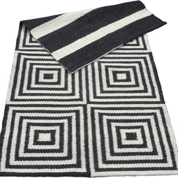 CHECKERS by Alpha Custom Rugs & Dsgns