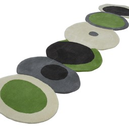 STEPPING STONES by Alpha Custom Rugs & Dsgns