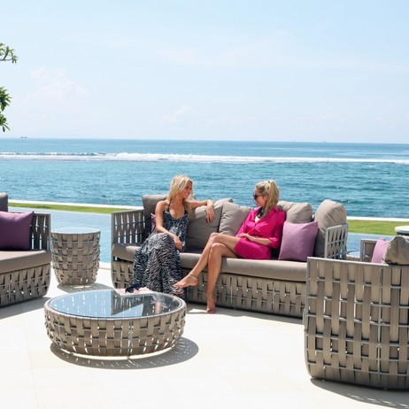 Strips Seating by Skyline Design
