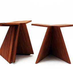 Matilda - Autumn Stools by Design Junction