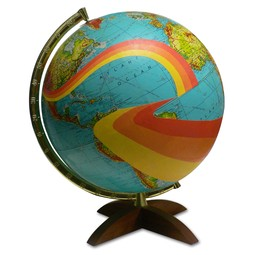 not all who wander are lost globe by ImagineNations