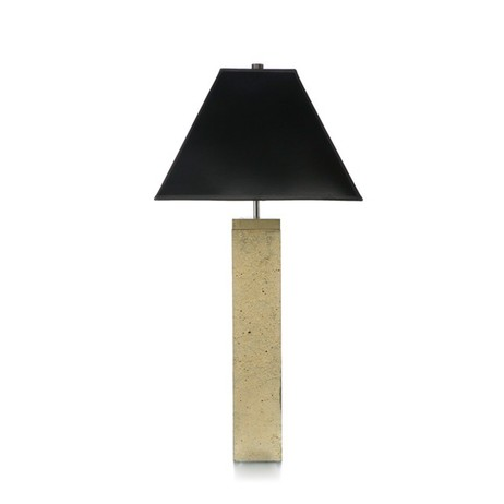'Belfry' Table Lamp' by Rough Edges Design
