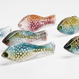 Glass Fish by Elin Isaksson Glass