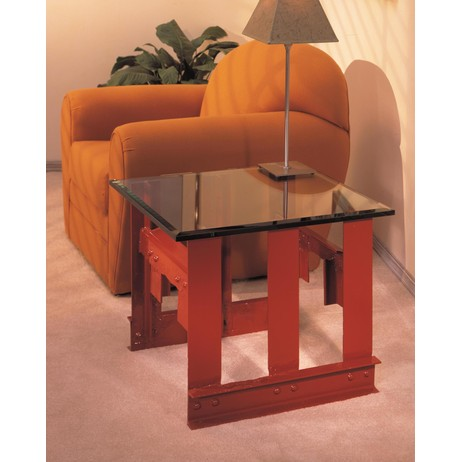 Lamp Table by Golden Gate Bridge Furniture Co.