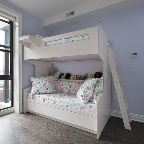 Loft Over Daybed by Casa Kids Collection