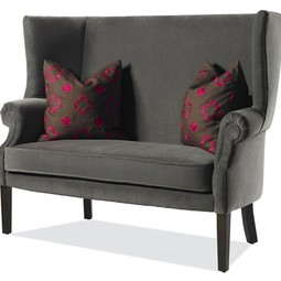 Kelso Loveseat by Julian Chichester