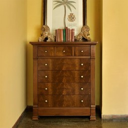 Chateau 5 Drawer Chest by And So To Bed