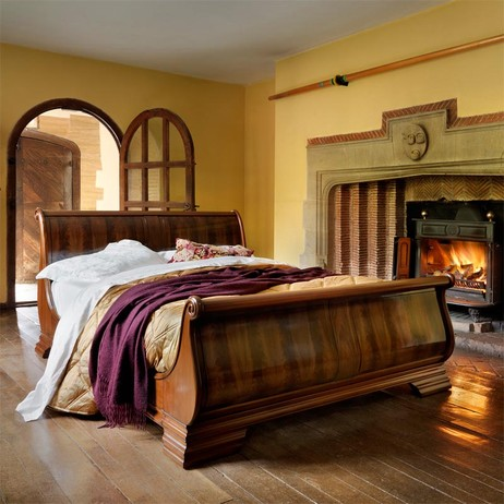 Chateau Bedstead by And So To Bed