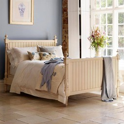 Louis Panelled Bedstead by And So To Bed