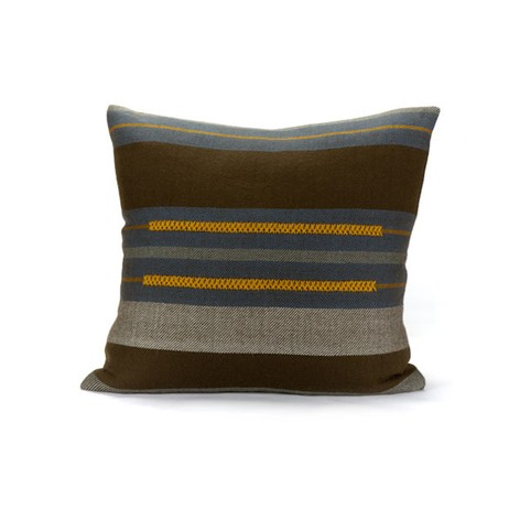 Gade Chief Pillow by D. BRYANT ARCHIE