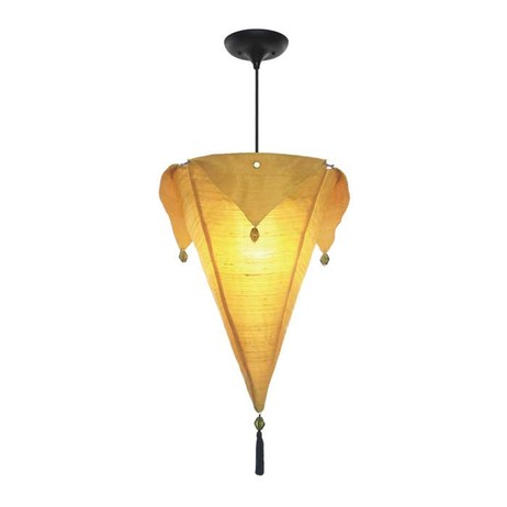 Small Punta De Luce Ceiling Pendant by Fire Farm Lighting