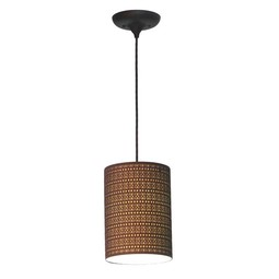 Casbah Ceiling Pendant (1K-P) by Fire Farm Lighting