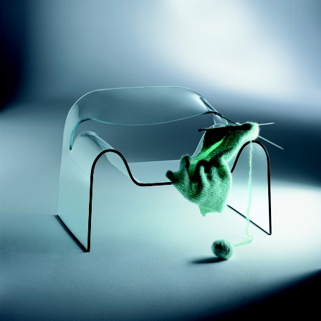 Ghost chair by Atelier