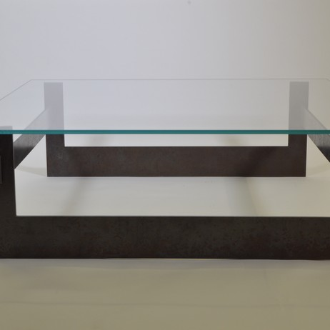 Interlocking Coffee Table by Vermontica