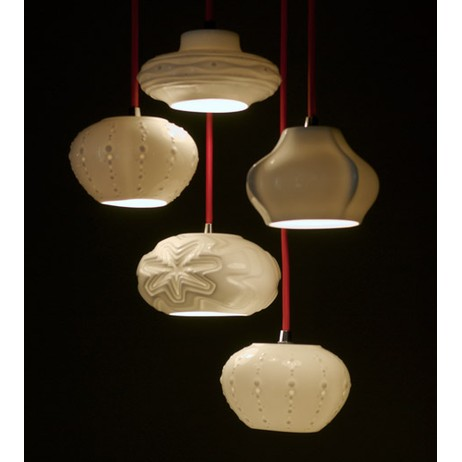 Small Pendent Collection by Scabetti