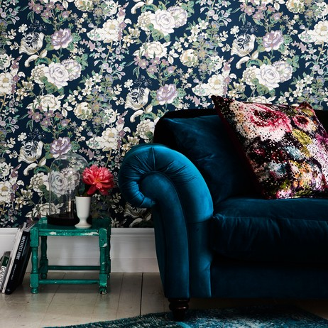 Raipur Floral by Albany by Wallpaperdirect