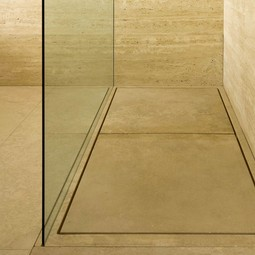 FLAT Shower Tray by The Vero Stone