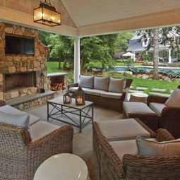 Sag Harbor Deep Seating by Walpole Outdoors