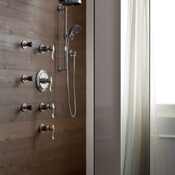 Bali Full Thermostatic Shower Syste by GRAFF