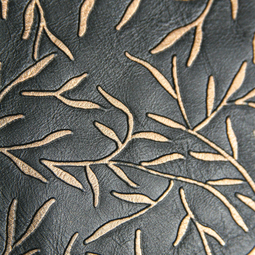 Tiny Leaves by Groove Leather