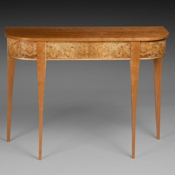 Hall Table by Raymond Finan, Fine Furniture Maker