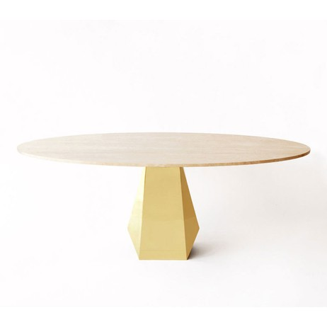Oscar Dining Table by Egg Collective