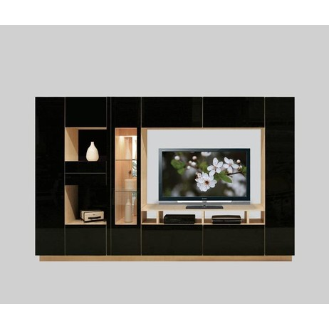 Isabella  Entertainment Center Wall by Contempo Space