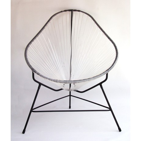 Acapulco Chair - Transparent by Ocho
