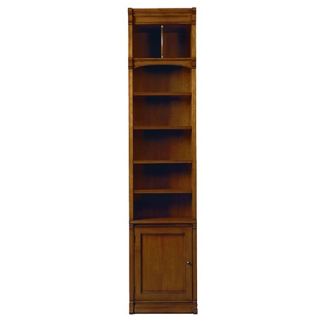 Bookcase with Door by Sligh Furniture