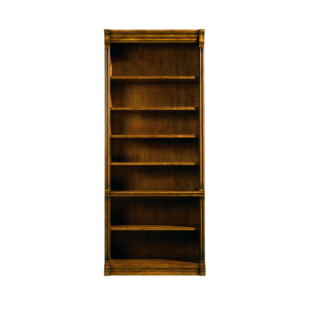 Open Bookcase by Sligh Furniture