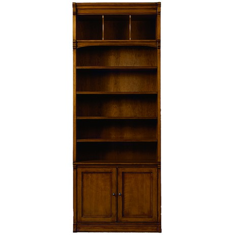 Bookcase with Doors by Sligh Furniture