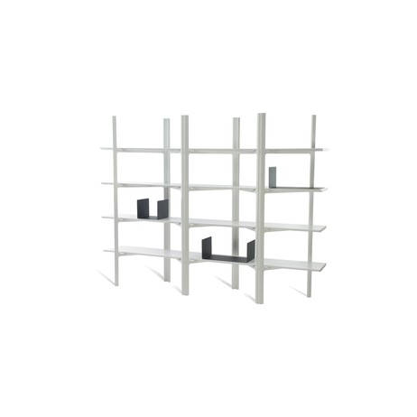 Parallel shelving by Modus