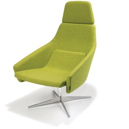 Wrap Easy Chair by Modus