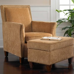 Amani, Armchair by Uttermost