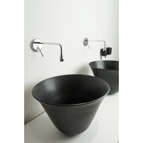 Goccia Wall-Mount Faucet by Gessi