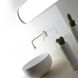 Goccia Wall-Mount Lav Faucet   by Gessi