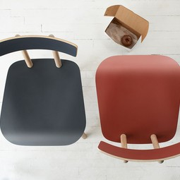 Abner Lounge Chairs by woodsport