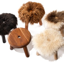 Finny Stools by woodsport