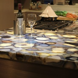 Countertops and Tile by Manhattan Center For Kitchen and Bath