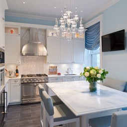 New York Chic by Manhattan Center For Kitchen and Bath
