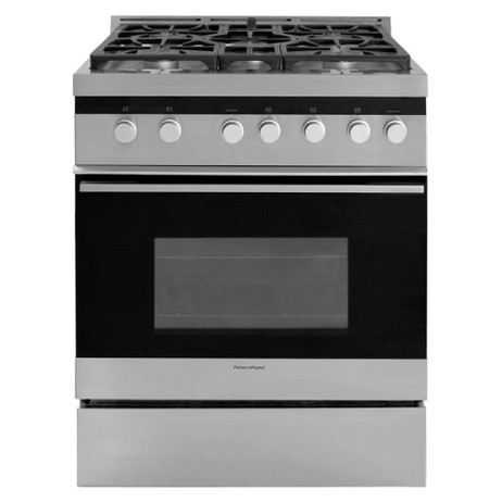 "Fisher & Paykel 30"" NaturalGasRange by Fisher & Paykel"