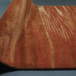 BRUSHWORKS: Drifting Bronze by Silk Road Weaves