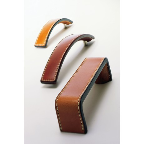 Leather Pulls by Turnstyle Designs Ltd