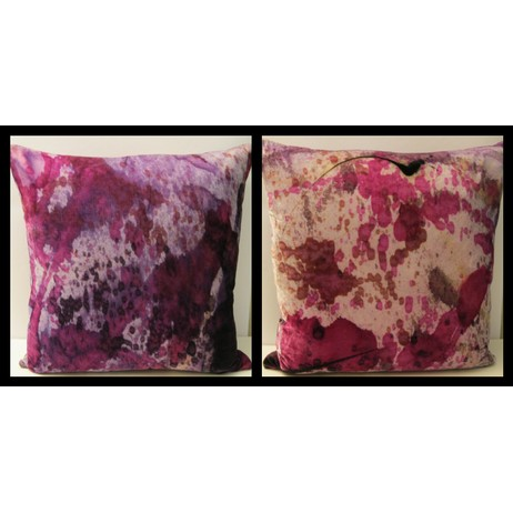 Enchanted Garden Pillow by Sara Palacios Designs
