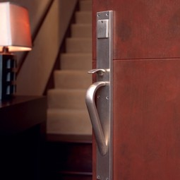 Metro Thumblatch Entry Set by Rocky Mountain Hardware