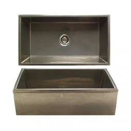 Reservoir Apron Front Sink by Rocky Mountain Hardware