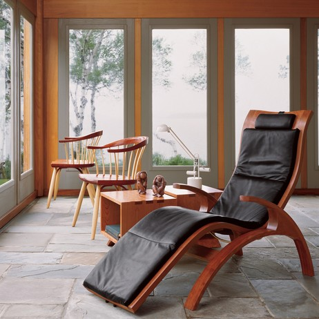 Thos. Moser Chaise by Thos. Moser