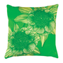 Victoria Green Cushion by Camilla Meijer